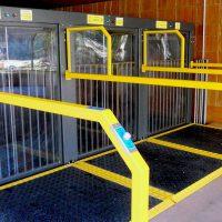 Translational Research Institute <br /> Pneumatic Bike Lift / Elevator